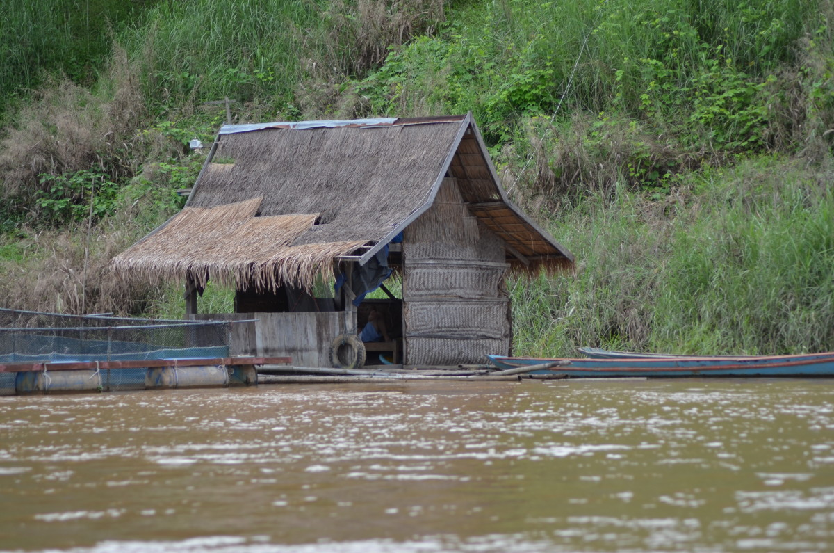 Life on the Mekong (c) A. HAarison