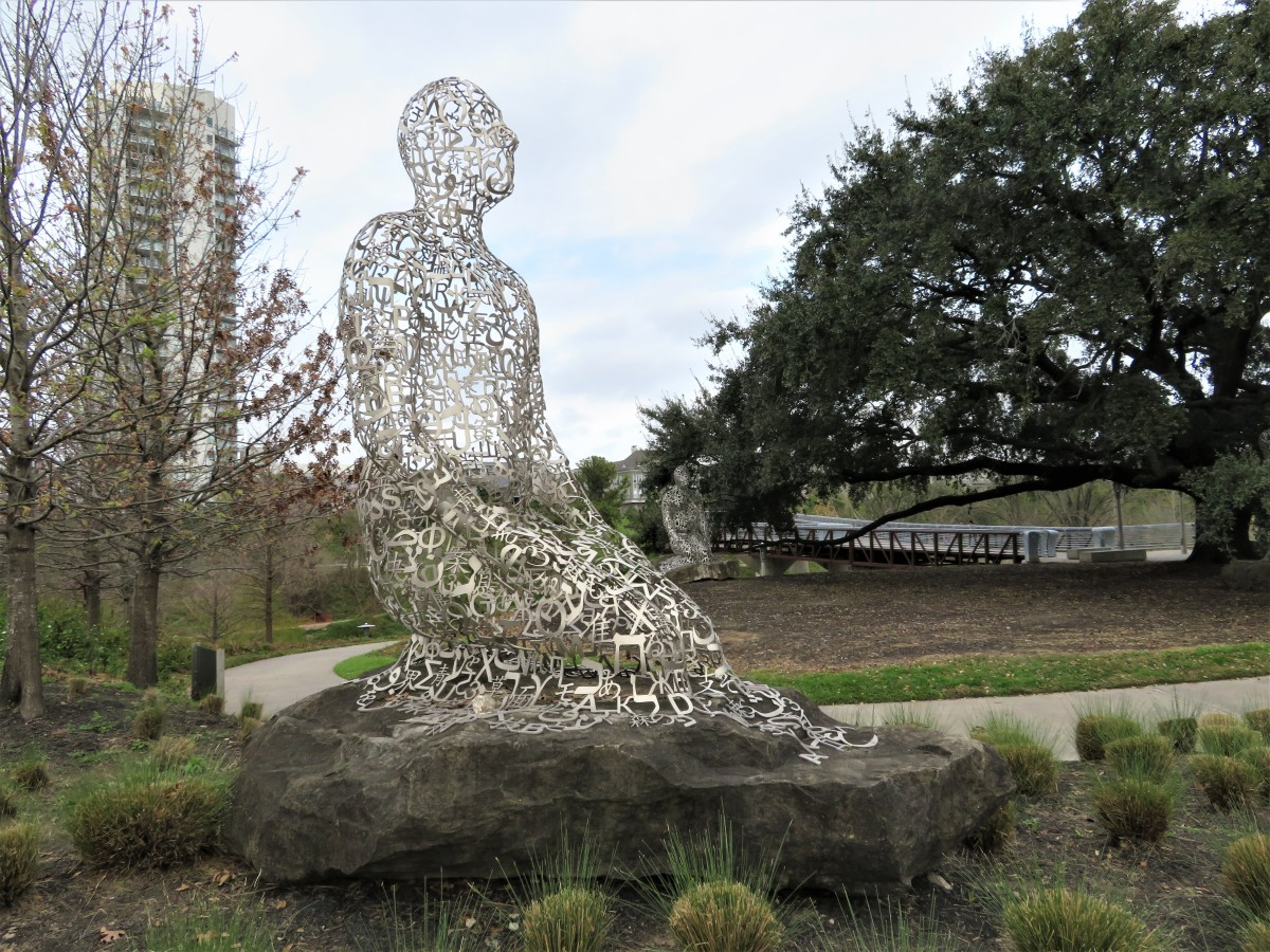 """Tolerance"" Sculptures by Jaume Plensa"