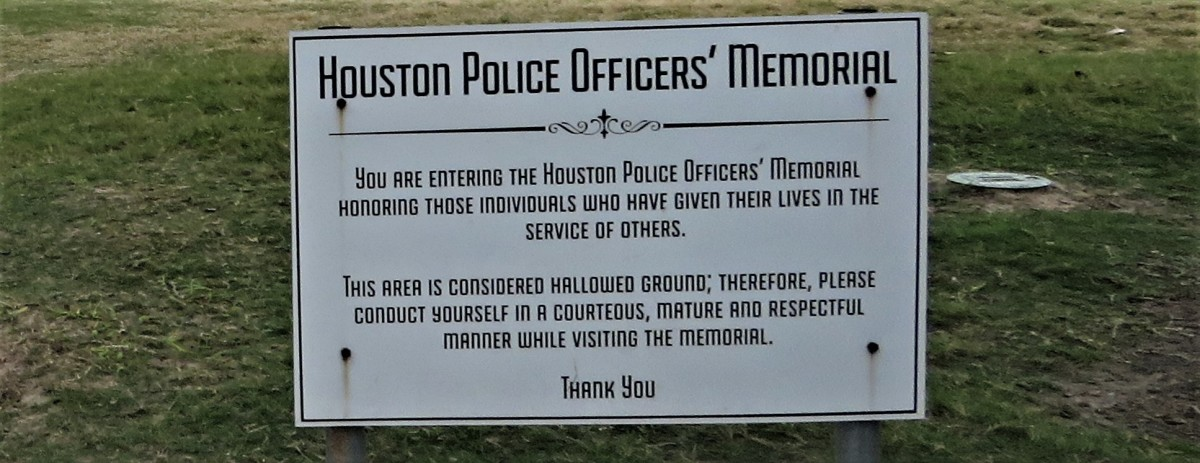 Houston Police Officers' Memorial