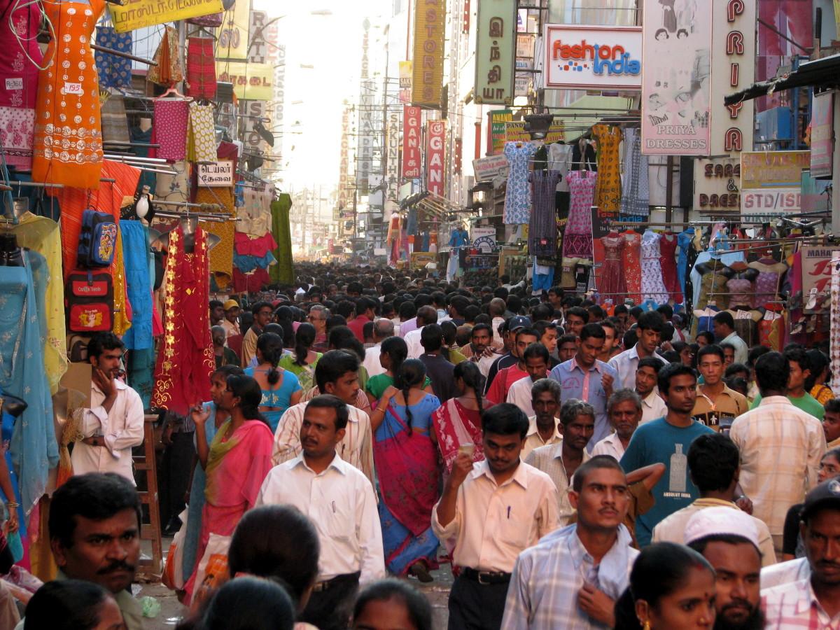 Ranganathan Street, T. Nagar