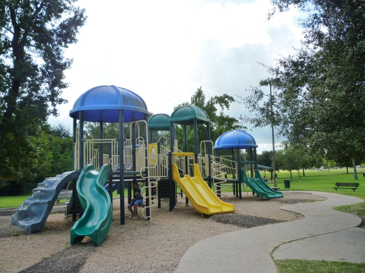 Meyer Park playground