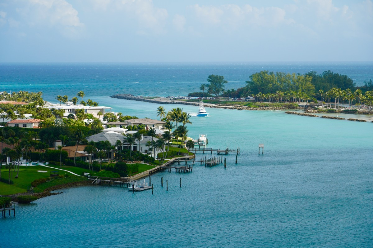 Beautiful Jupiter Inlet