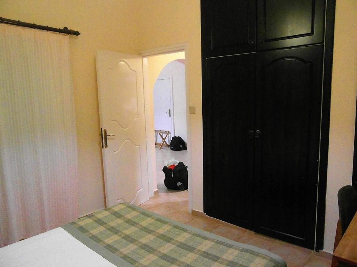 Door through to corridor and lounge.