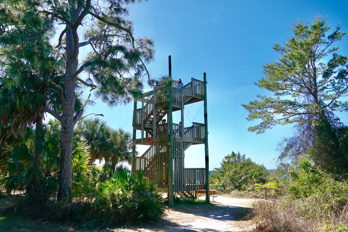 Key Vista Observation Tower