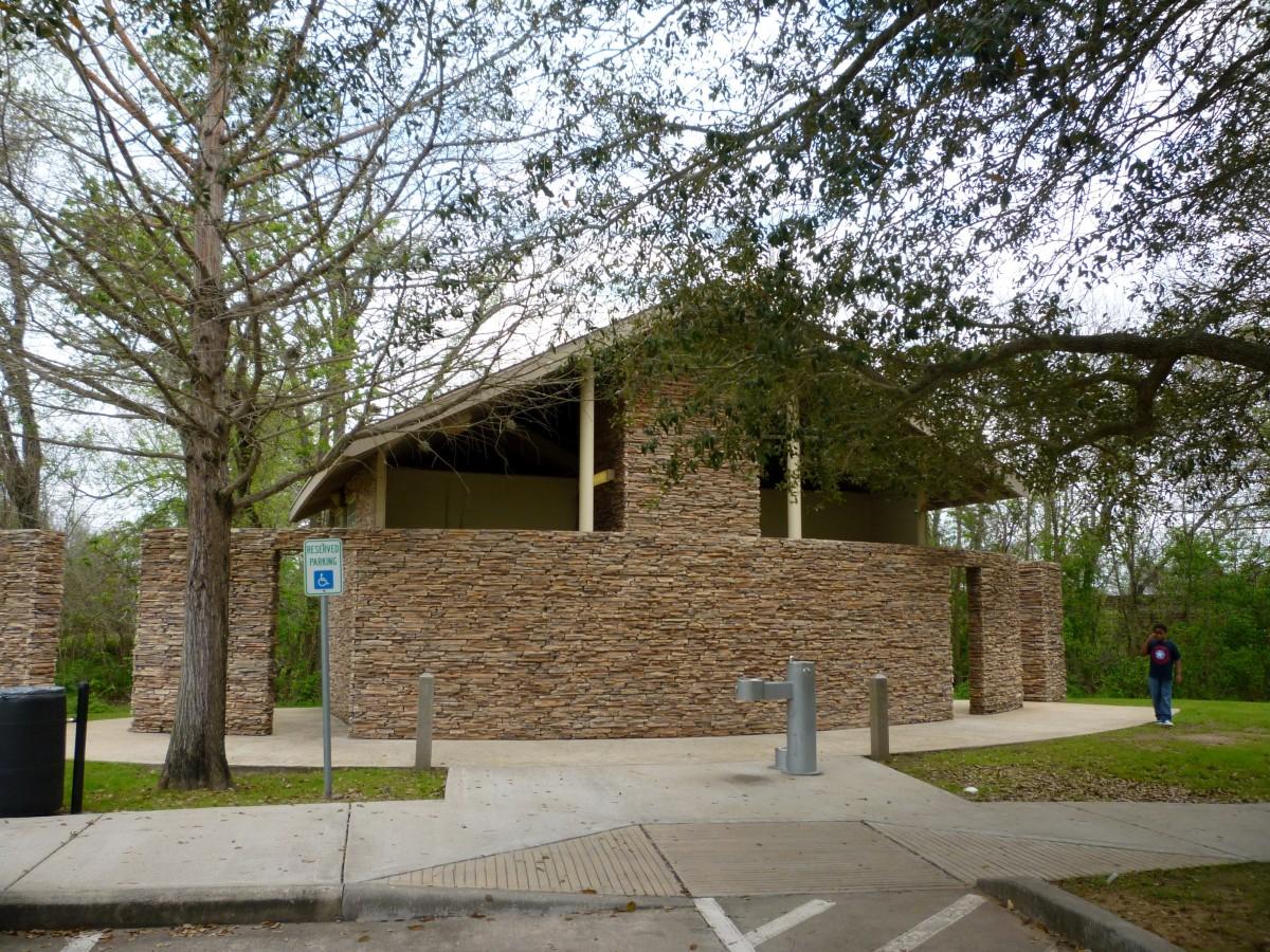 Oyster Creek Park restroom facility