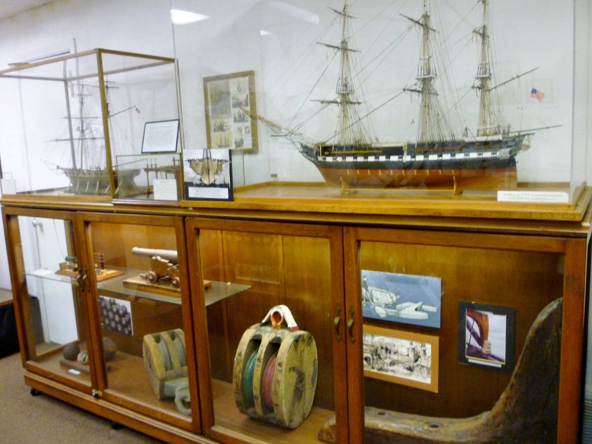 Models of real ships