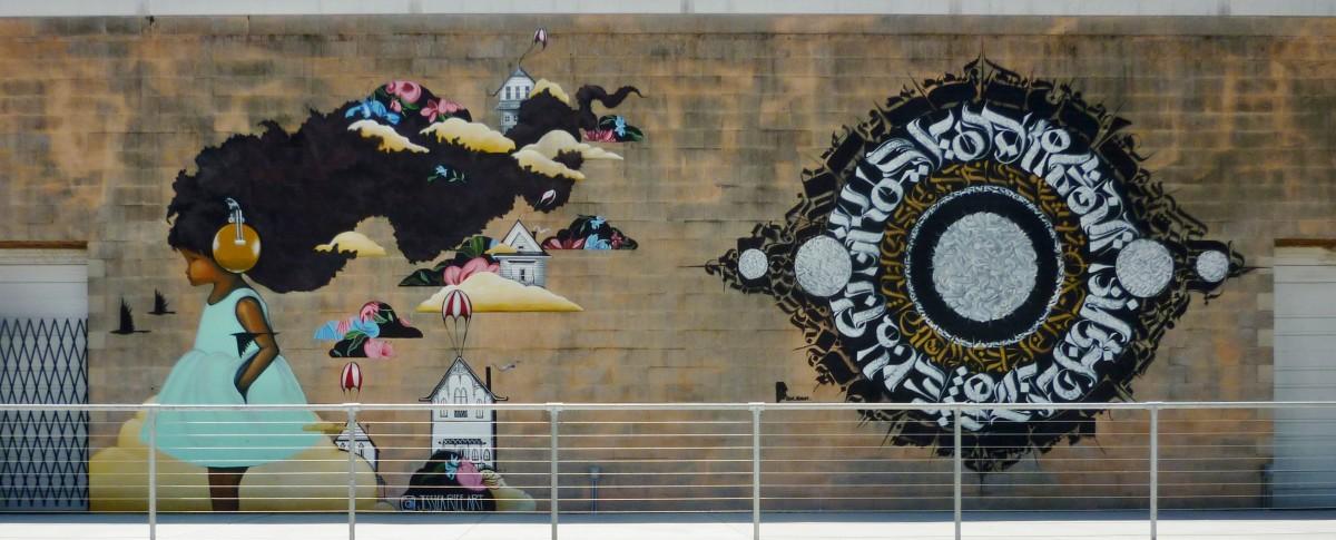 Jessica Rice Art Mural
