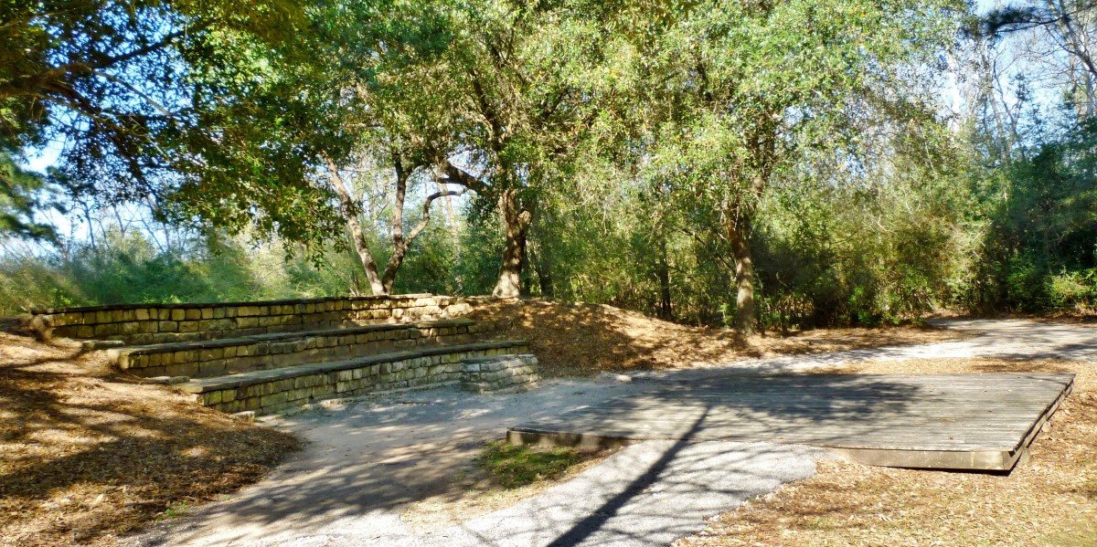 Theis Attaway Nature Center Amphitheater