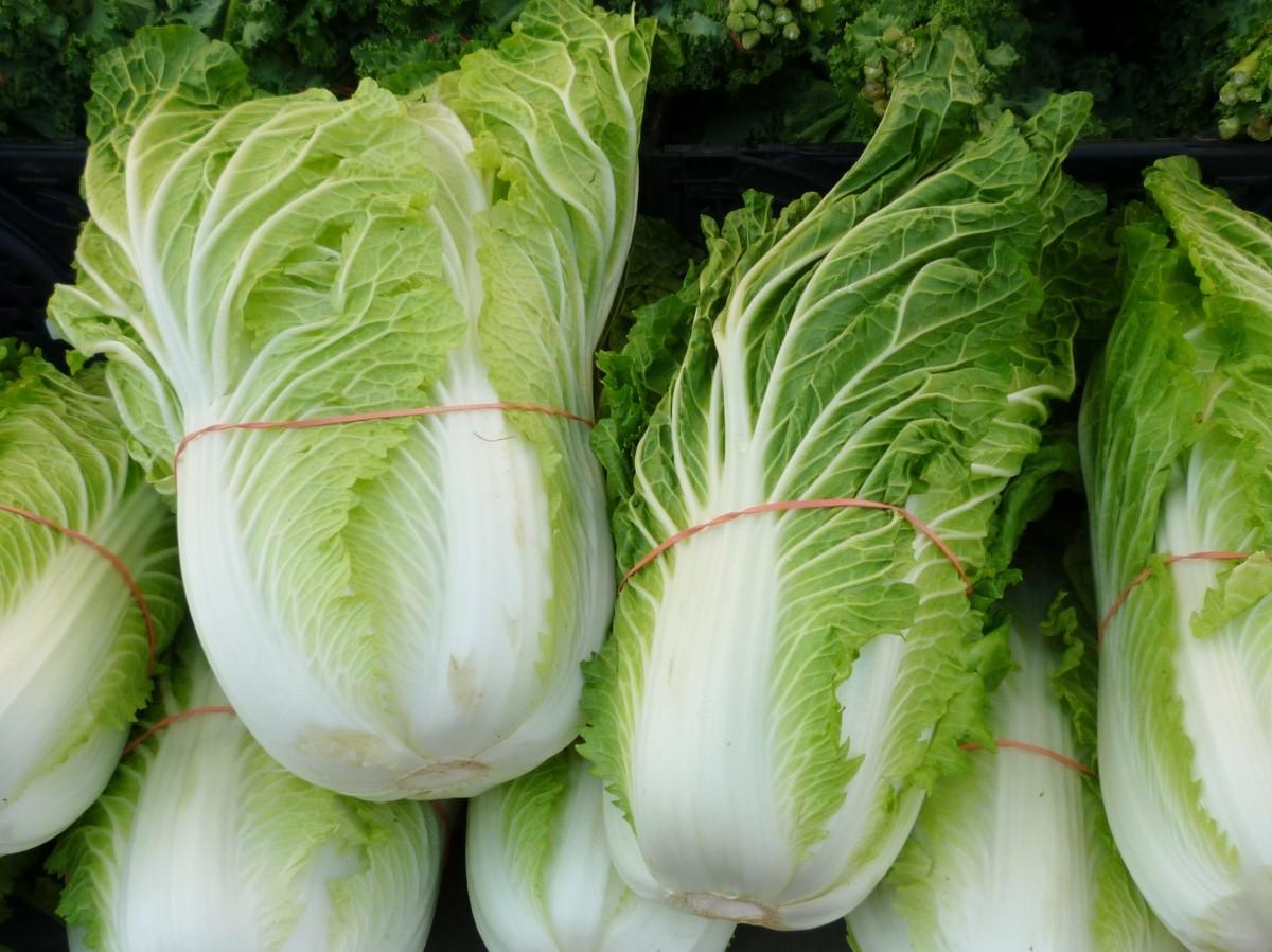 Good looking produce
