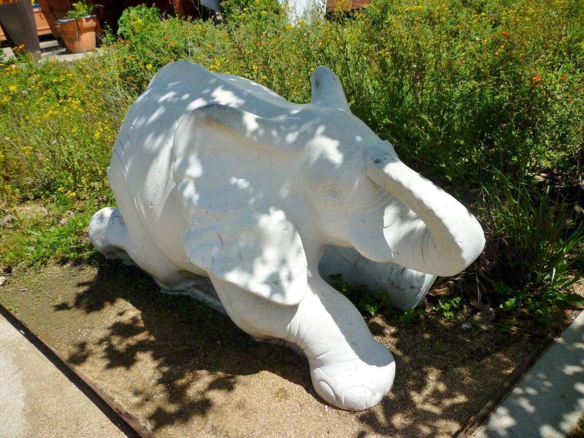 Sculptural Art in Mandell Park