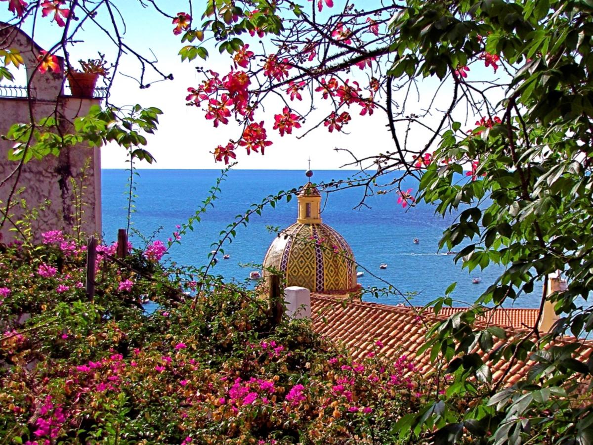 The dome of the Church of Santa Maria Assunta