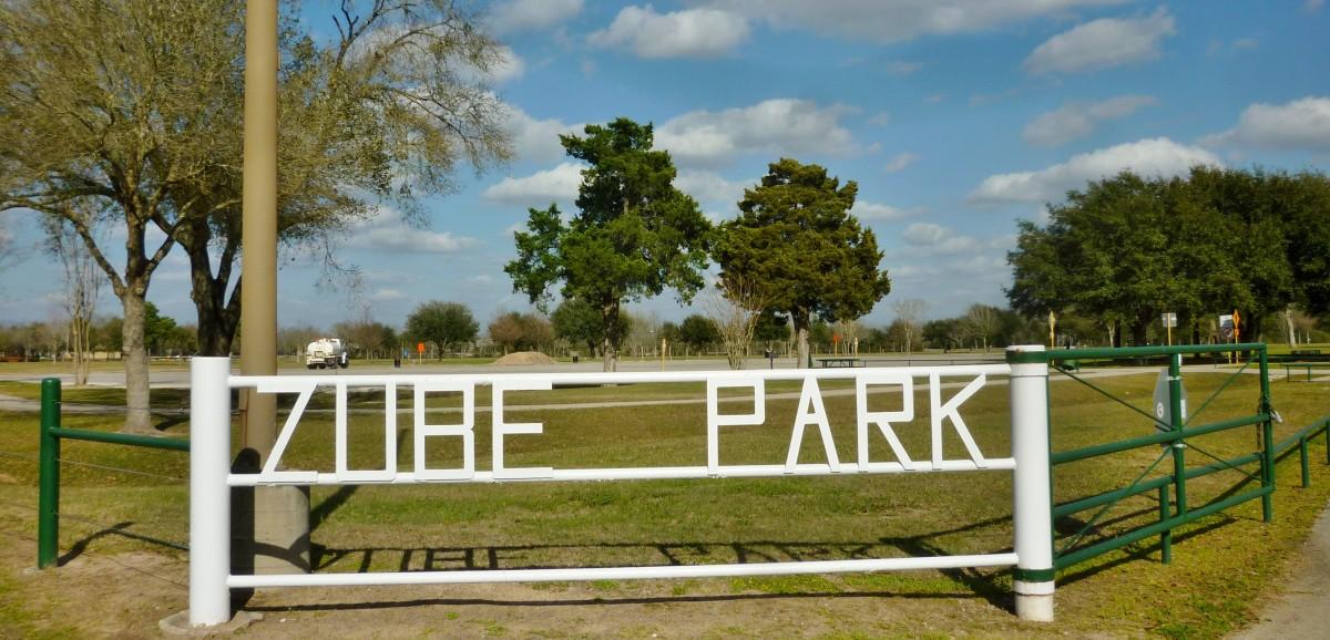 Zube Park Entrance