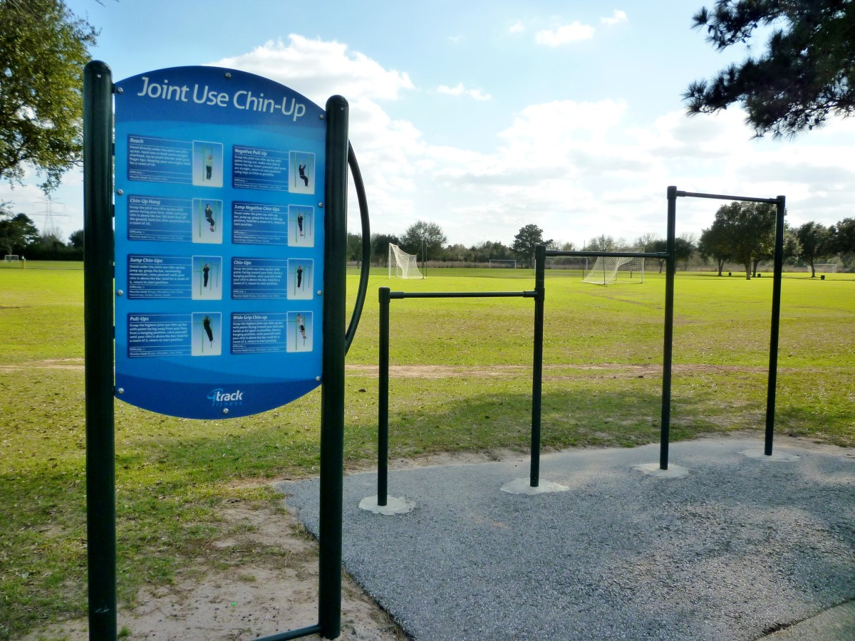 Exercise stations