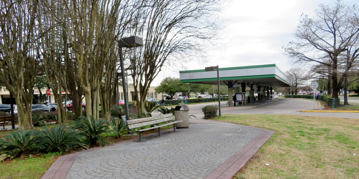 Metro Bellaire Transit Center