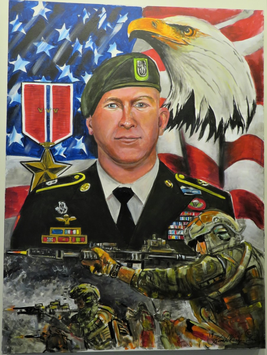 SGT MAJ James G. Sartor from Teague, TX. He served in Operation Freedoms Sentinel and was KIA on 07-13-19.