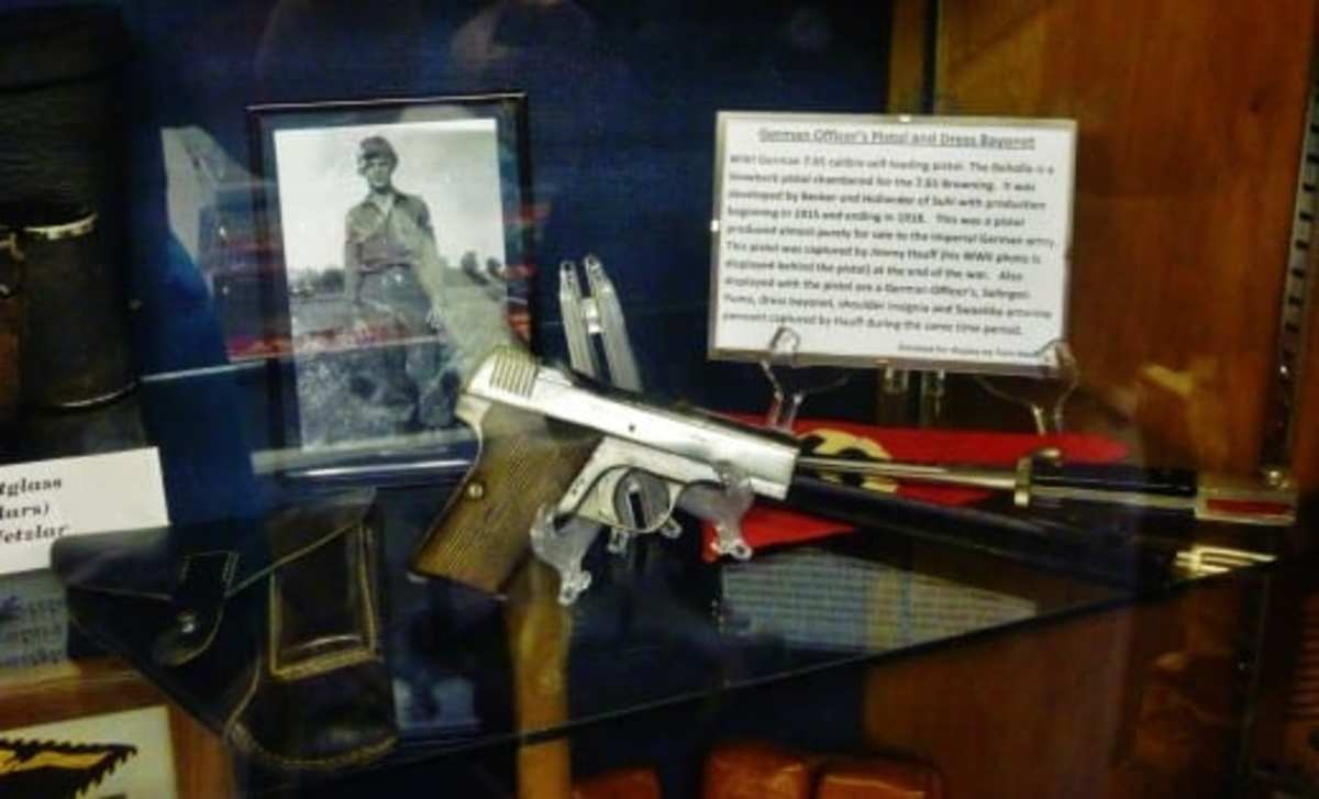 World War 2 Memorabilia