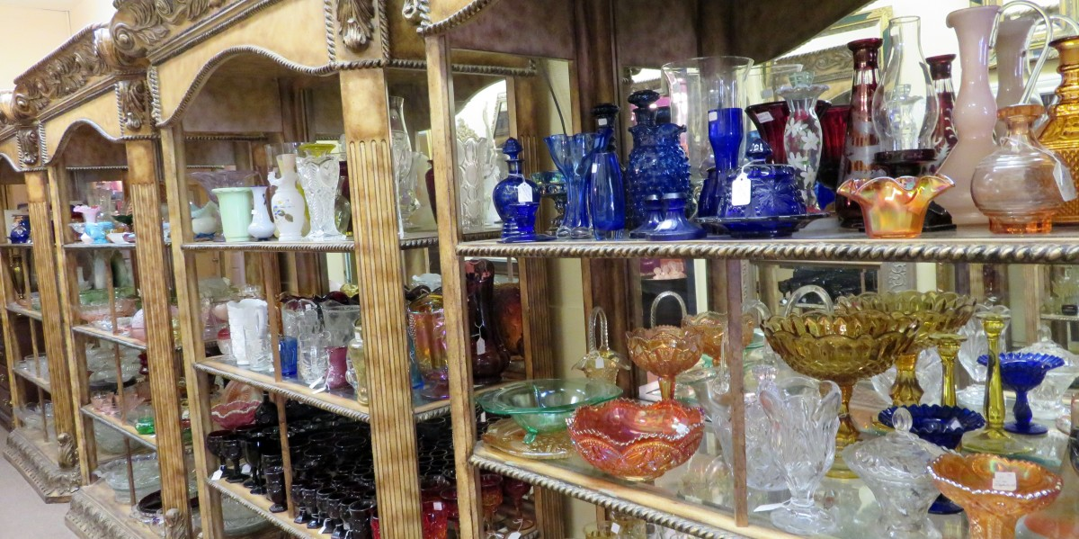 Are you searching for distinctive glassware?