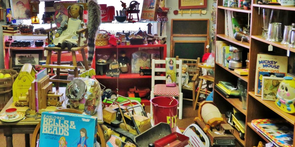 Vintage toys for sale including paper dolls