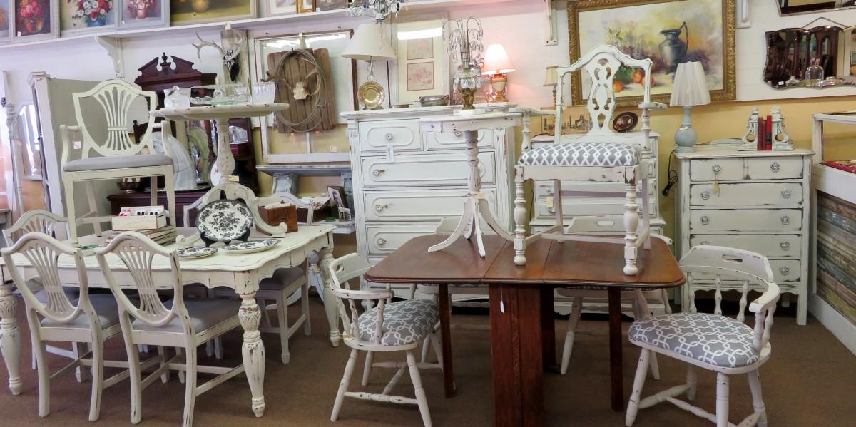 Red Queen's Attic Store in Rosenberg, Texas