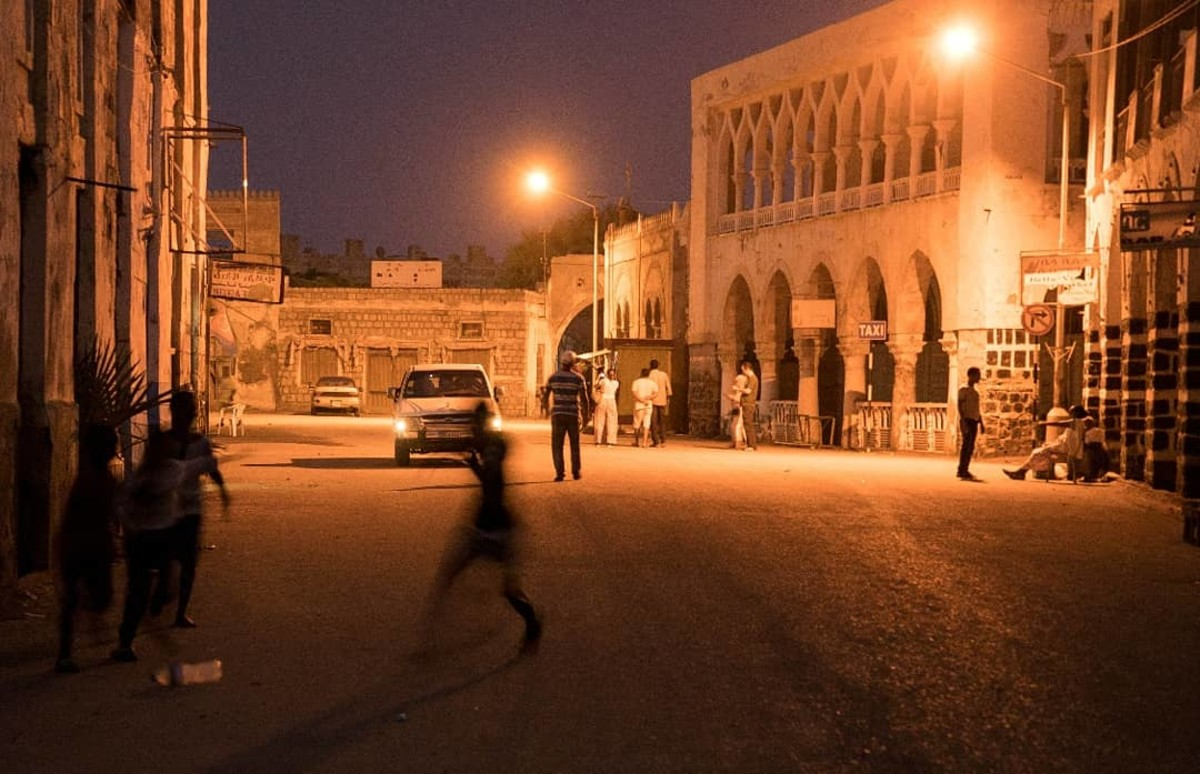 Street Life - Alleys of Massawa