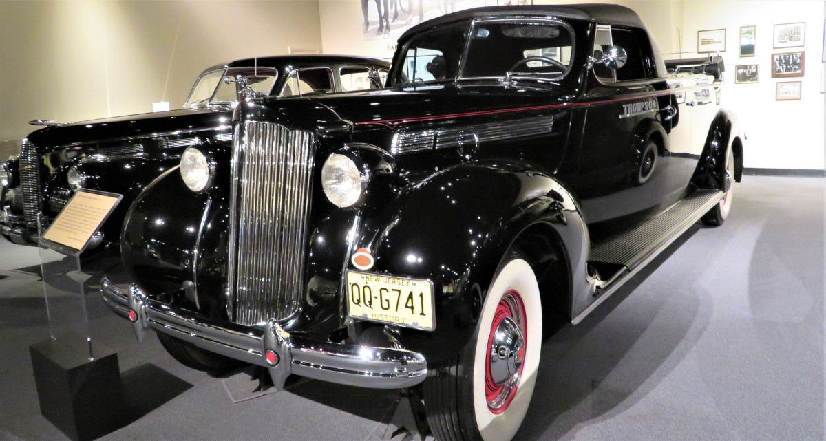 1938 Henney-Packard Flower Car