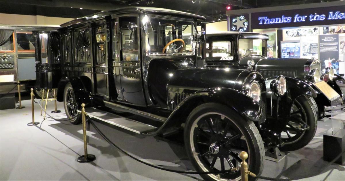 1916 Buick Sayers Et Scovill Hearse