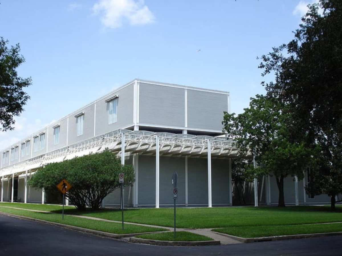 The Menil Collection is a fantastic art gallery free to the public containing world-class art collections.