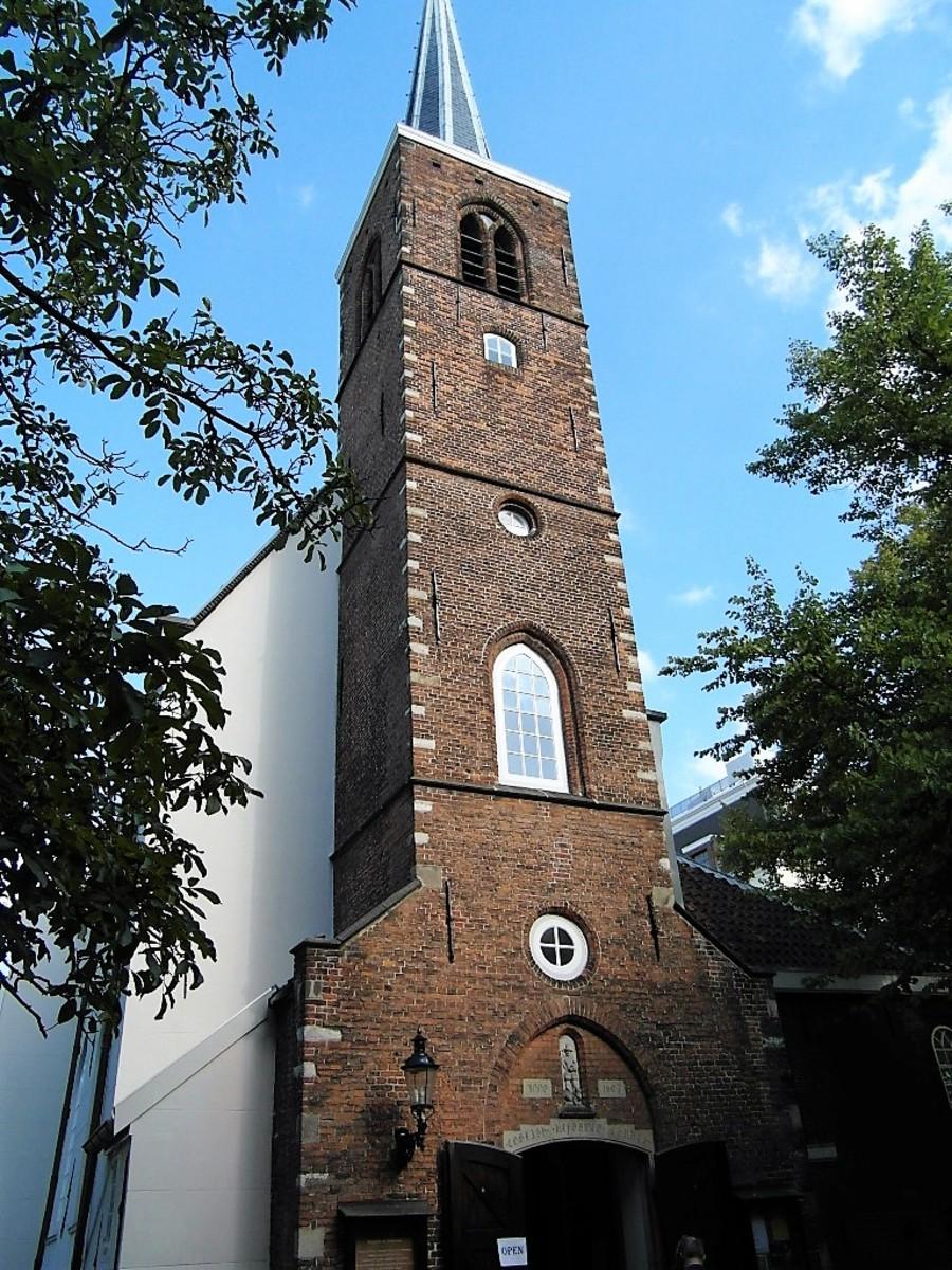 Engelse Kerk, Begijnhof.