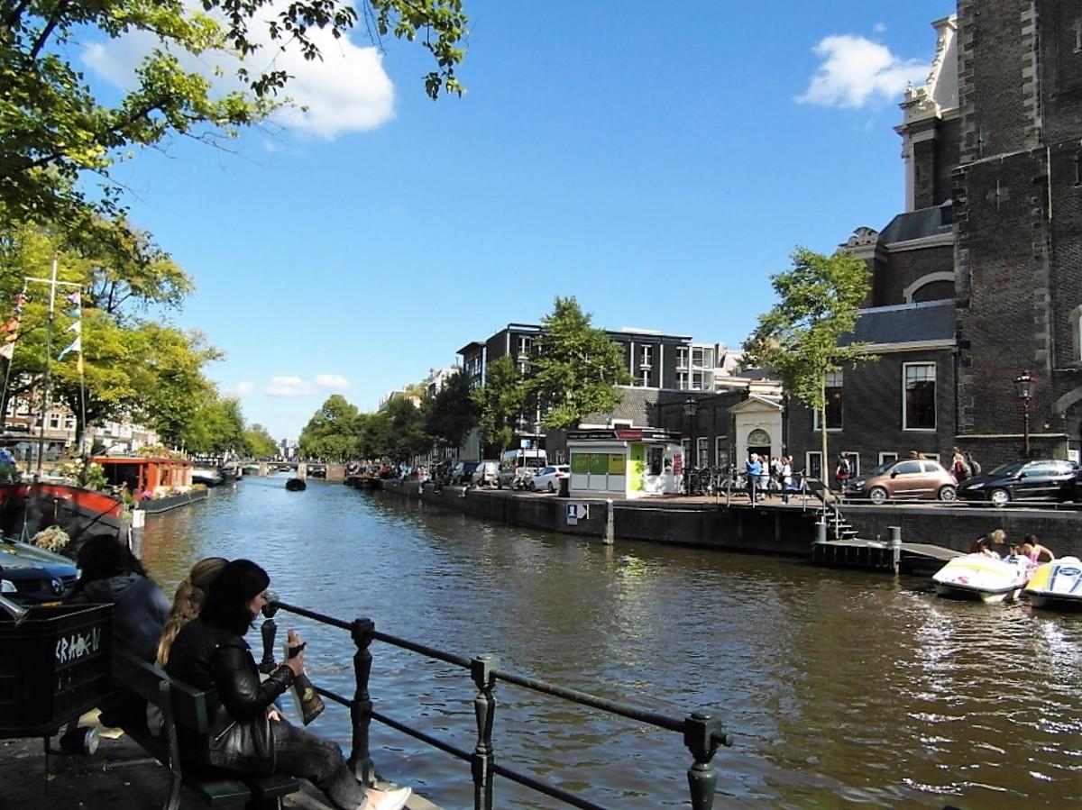 Prinsengracht, Amsterdam.