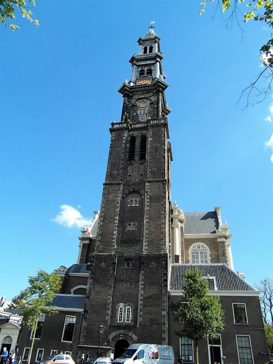 Westerkerk, Amsterdam.