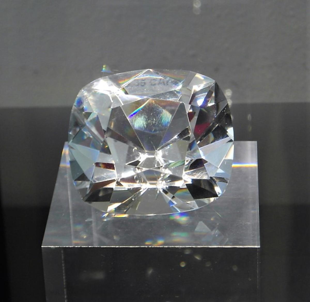 Diamond at Coster Diamonds.