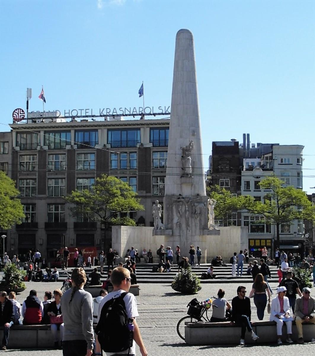 National Monument, Dam Square.