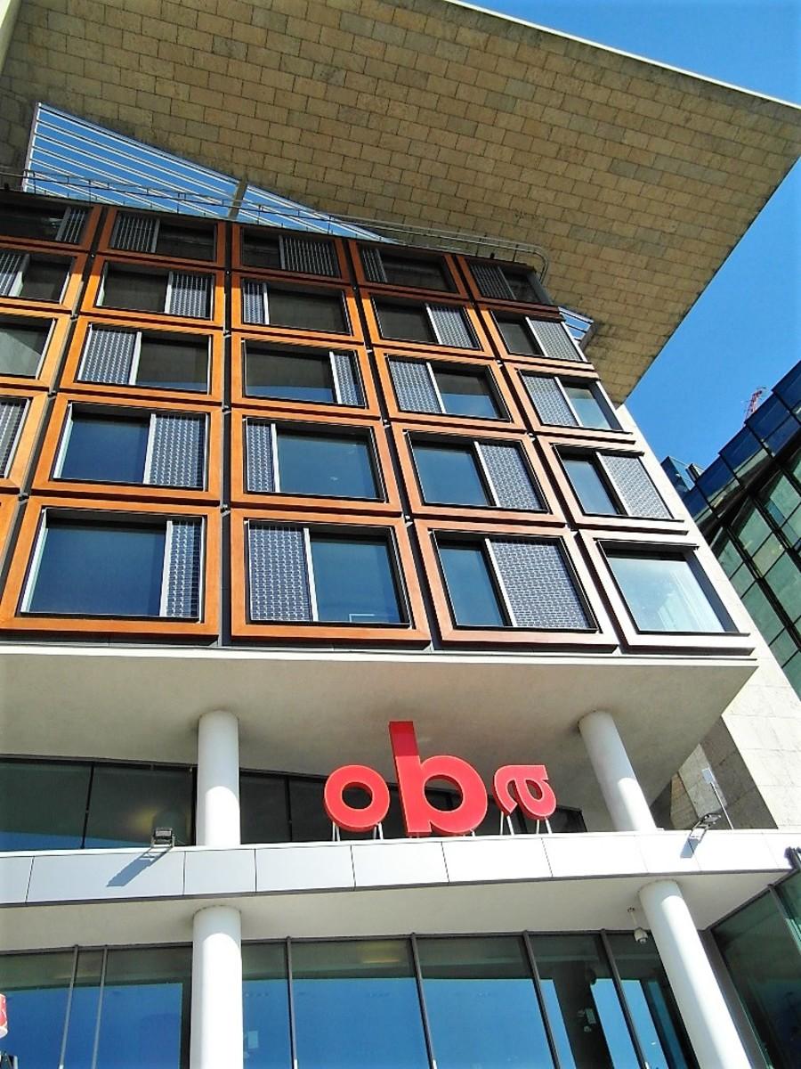 OBA Amsterdam.