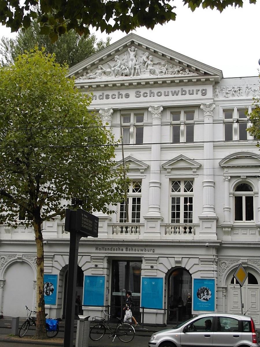 Hollandsche Schouwburg, Amsterdam.