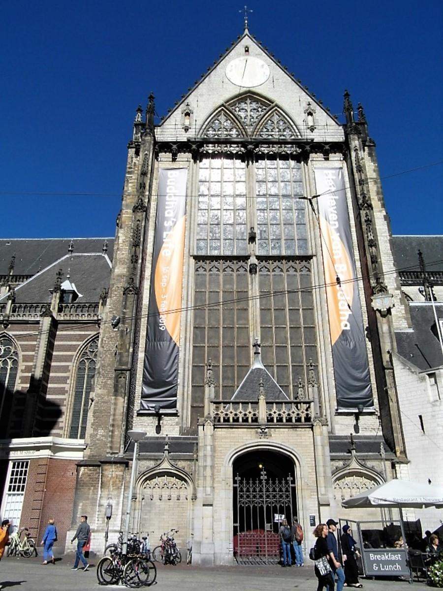 Nieuwe Kerk, Dam Square.