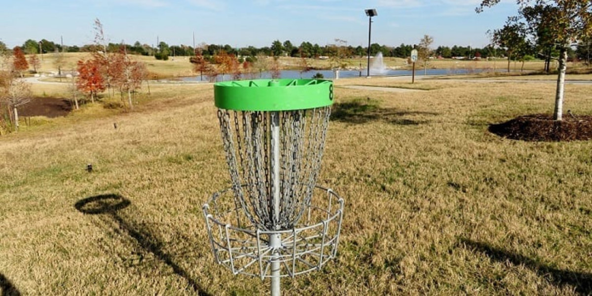 Disc Golf in Willow Fork Park