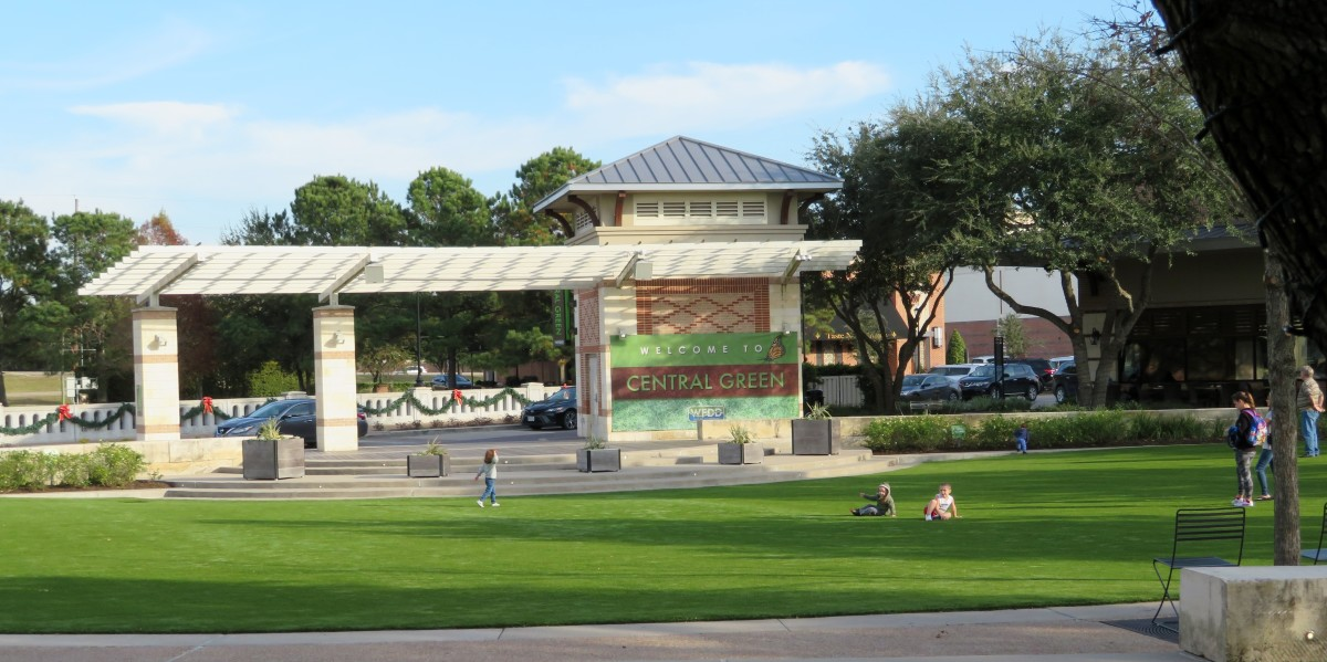 Central Green Park