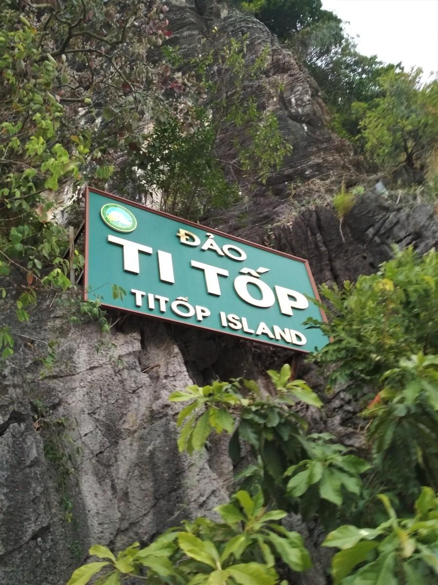 Ti Top Island.