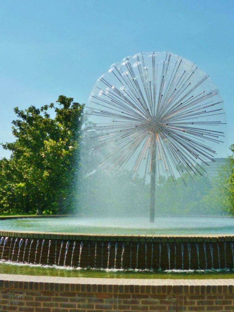 Wortham Fountain