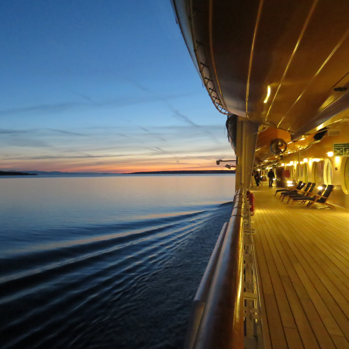 Putting in the work ahead of time will ensure that you end up on a cruise liner that suits your needs, giving you more time to rest and relax once you're onboard.