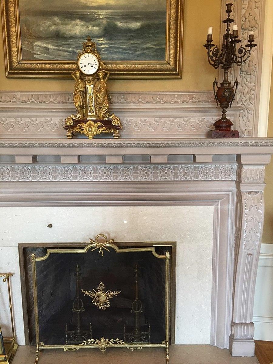 Elegant interior furnishings