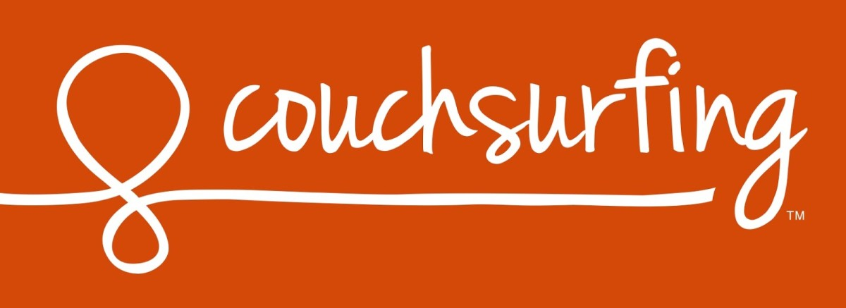 Couchsurfing is a community-based service that allows users to connect with one another and stay at other users' places for free when they travel.