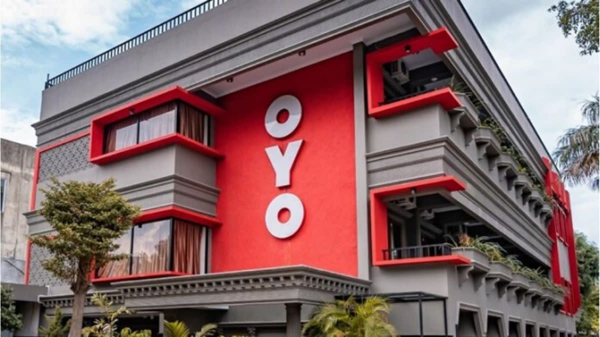 OYO is known for renting hotel rooms, but they also offer private homes, service apartments, and other properties.