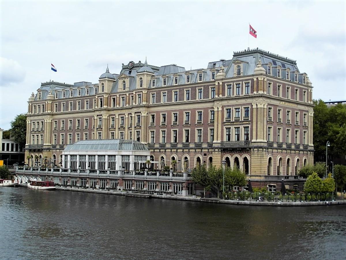 InterContinental Amstel Hotel.