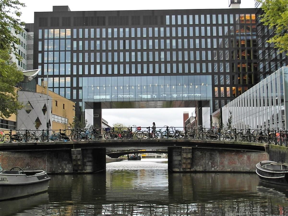 University of Amsterdam.
