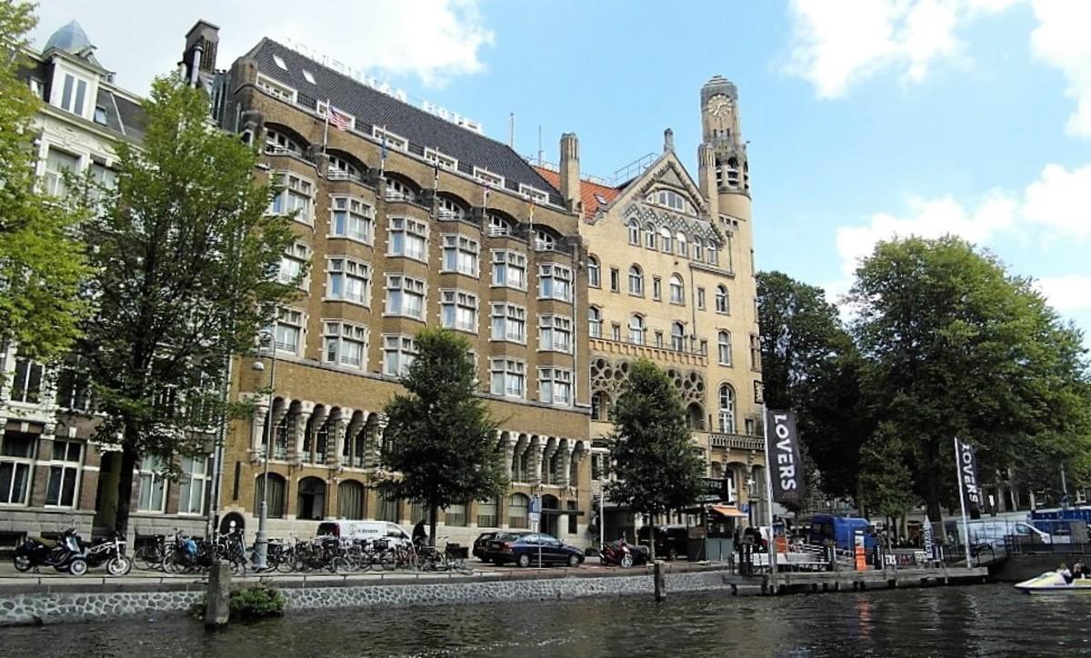 American Hotel, Amsterdam.
