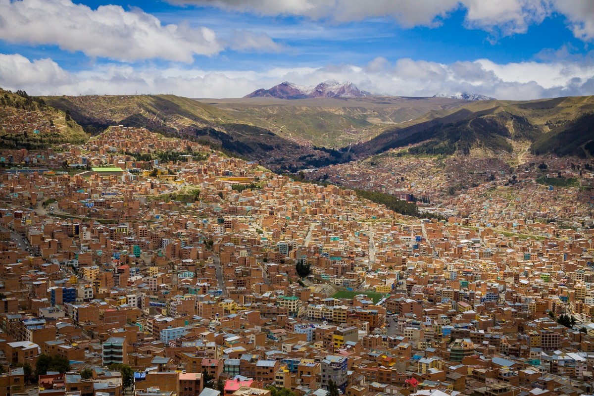 Stunning La Paz