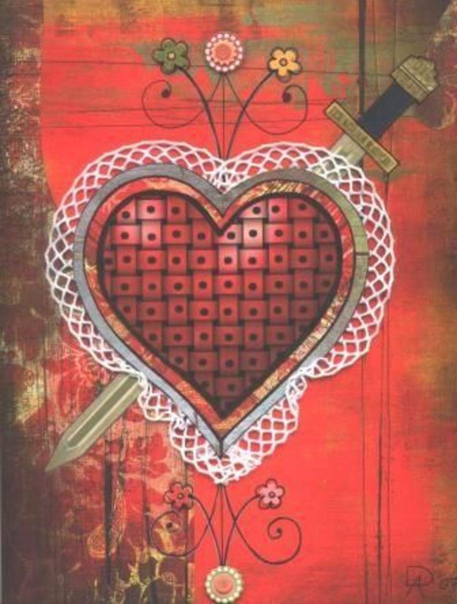 Ritual Symbols Of The Voudou Spirits Voudou Veves Exemplore