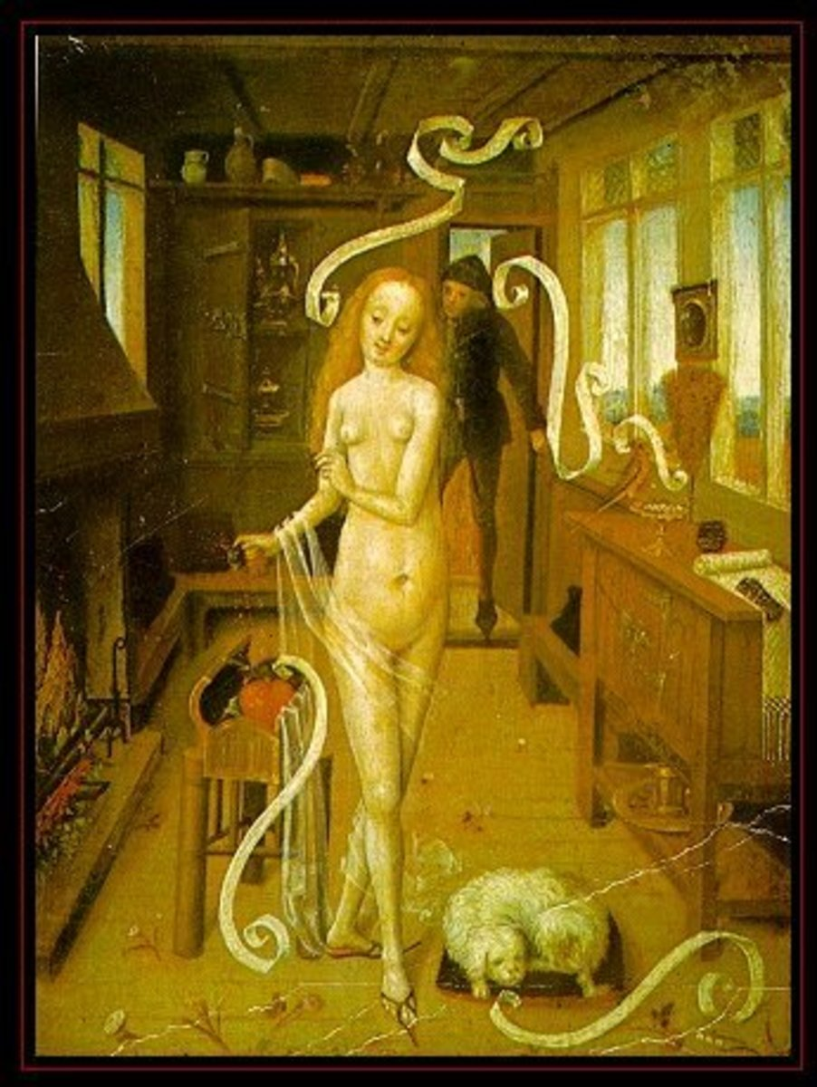 Ancient Pagan/Witch Image