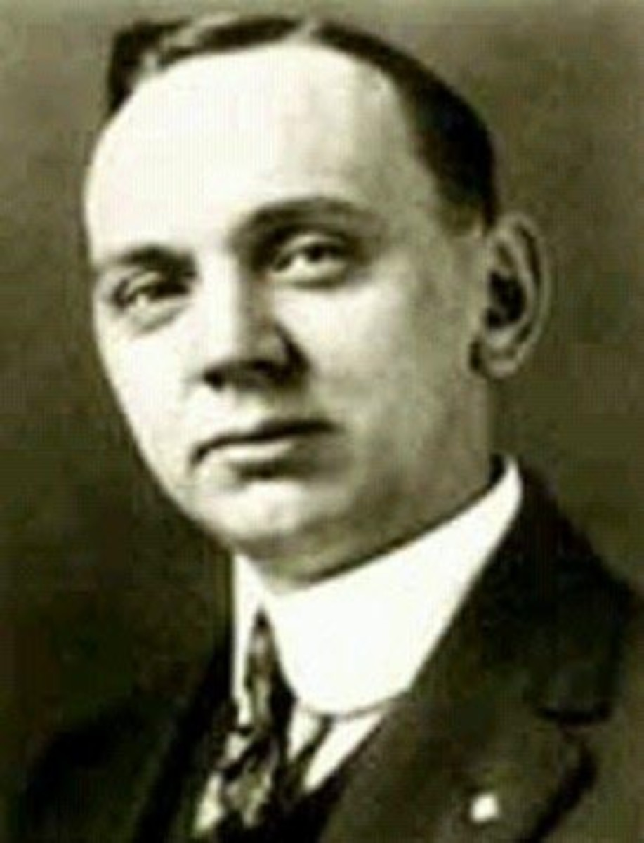 "Edgar Cayce ""The Sleeping Prophet"""